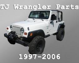 TJ Jeep Wrangler (1997-2006)