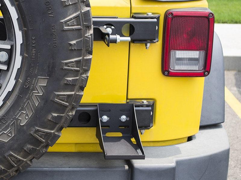 Morryde Jeep Jk Hi Lift Jack Carrier Retrofit Offroad