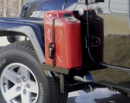 tjSide Mount with Jerry Can