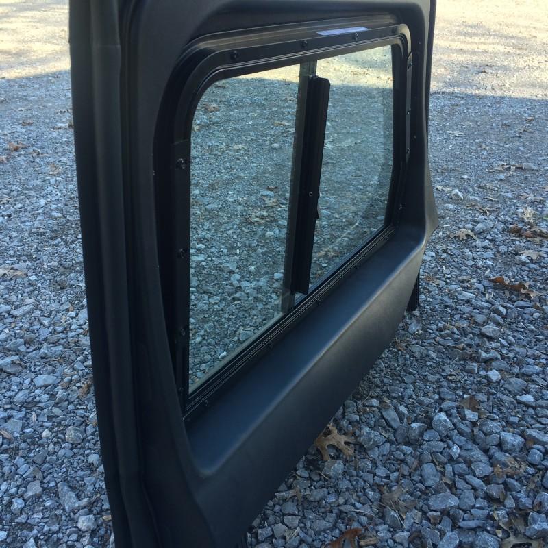 Jeep Jk 2 Door Soft Retrofit Half Door Upper Slider Kit