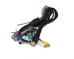TrailVision Monitor/DVR Wiring Harness