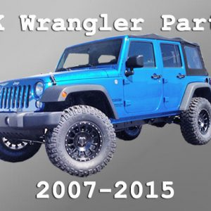 JK Jeep Wrangler (2007-2015)