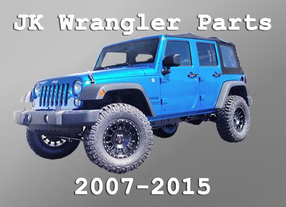 Jk Jeep Wrangler 2007 2018 Retrofit Offroad
