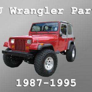YJ Jeep Wrangler (1987-1995)