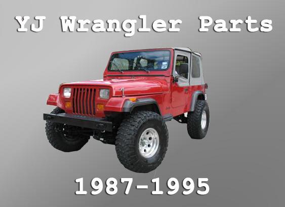 Yj Jeep Wrangler 1987 1995 Retrofit Offroad Part 2