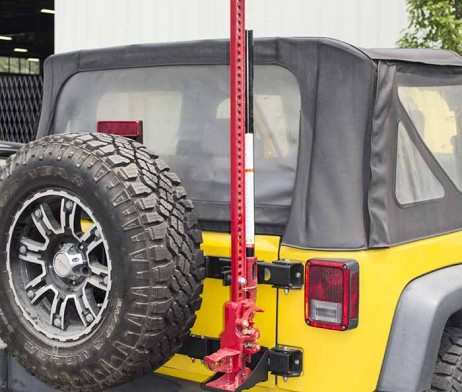 Morryde Jeep Jk Hi Lift Jack Carrier Retrofit Offroad