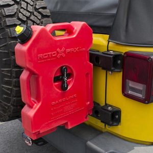 Jerry Can Carriers Retrofit Offroad