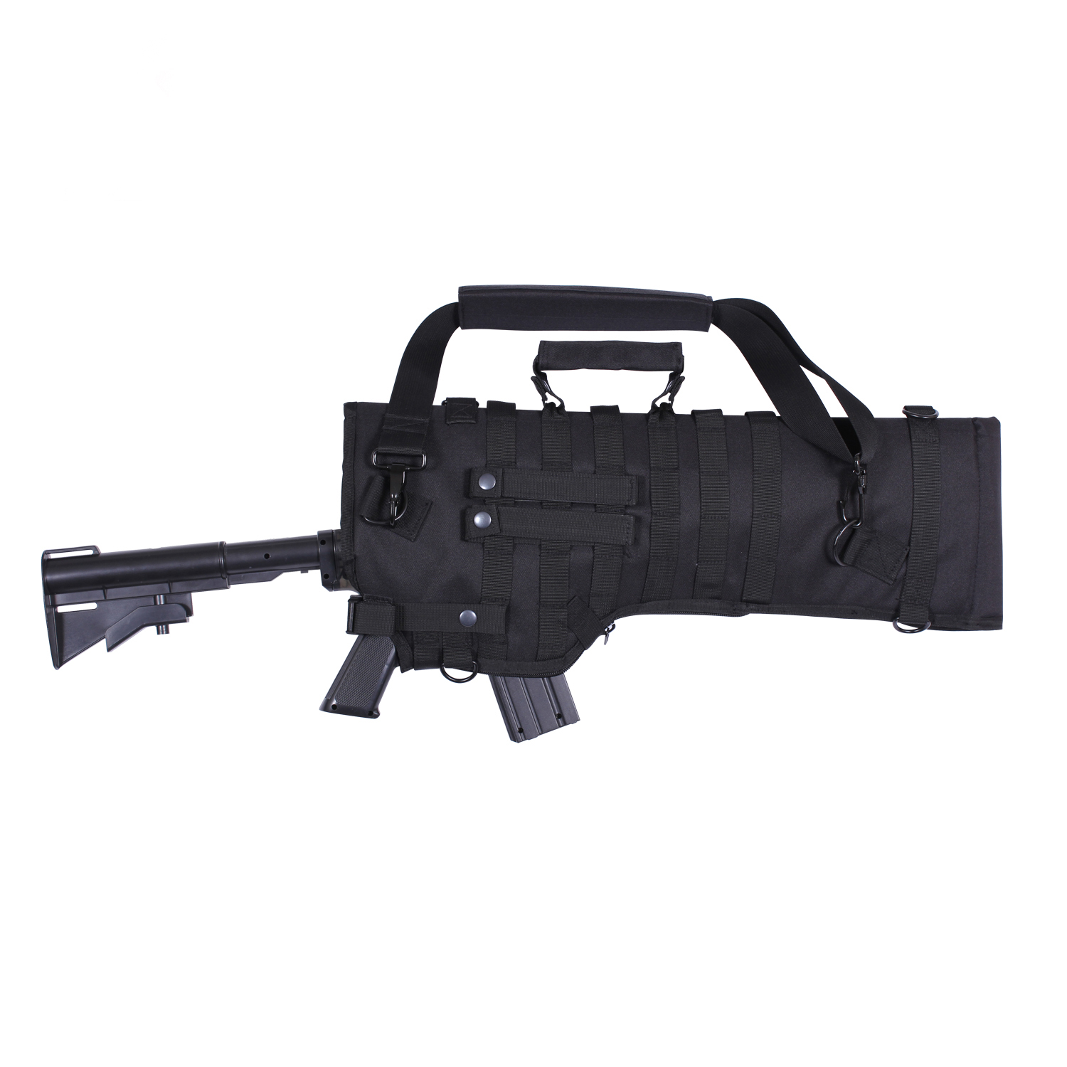 Molle Tactical Rifle Scabbard Retrofit Offroad
