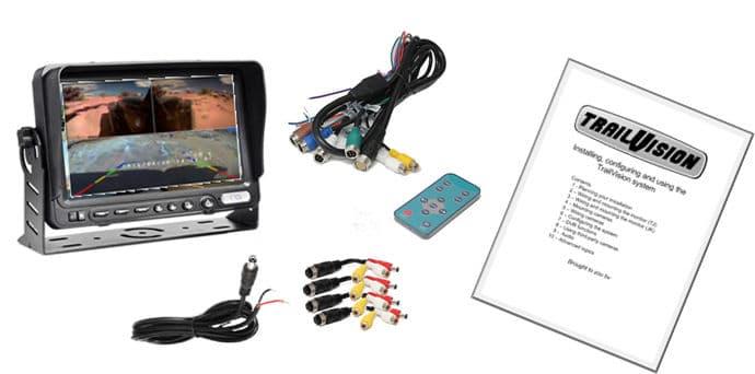 TrailVision Base Kit