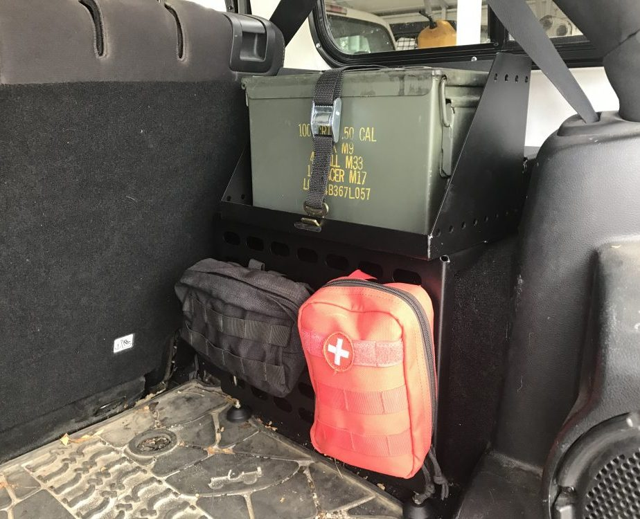 Morryde Ammo Can Carrier Retrofit Offroad